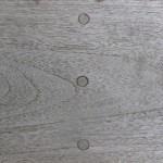 Teak grijze houten vloer houtprop