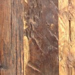 parketvloer oud amerikaans eiken brownstone