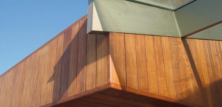 houten gevelbekleding exterpark