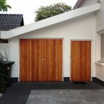Exterpark Plus Teak Indo gevel