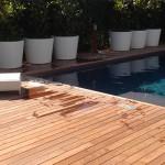Terras zwembad buitenparket Taperyba